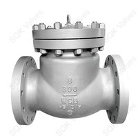 SQK A216 WCB Cast Carbon Steel Swing Check Valve