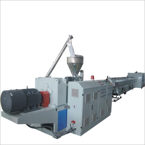 PVC Plastic Pipe Making Machine
