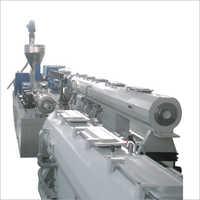 Semi Automatic PVC Pipe Machine