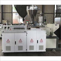Semi Automatic Plastic PVC Pipe Machine
