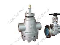 SQK A182 F304L Stainless Steel Plug Valve