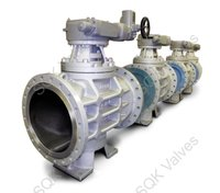 SQKL A182 F51 Duplex Stainless Steel Plug Valve