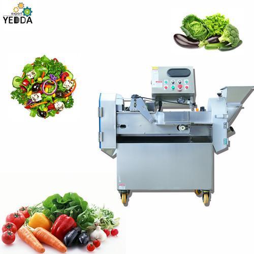 Yd-801l Carrot Cutting Machine Lettuce Chopper Machine