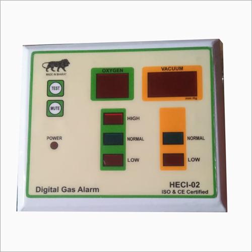 Digital Two Gases Alarm Panel
