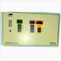 Digital Gas Alarm Panel