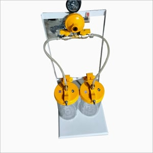 2000ml Theater Suction Trolley With Jar