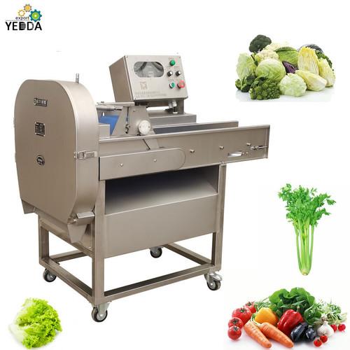 Gv-200 Green Vegetable  Cabbage Ice Burg Cutting Machine