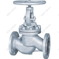 SQK A351 CF3 Cast Stainless Steel Piston Valve