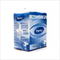 L Size 10 Pcs Romsons Adult Diapers