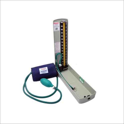 Deluxe Diamond Mercurial Blood Pressure Monitor