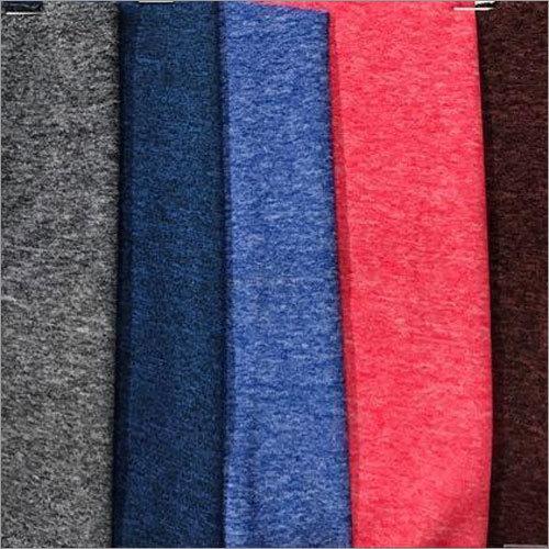 Melange Fleece Fabric