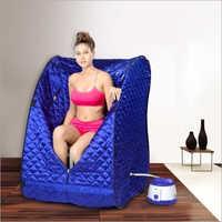 Kawachi Portable Folding Sauna Steam Bath