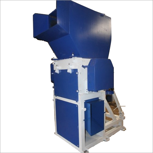 Industrial Plastic Crusher Machine