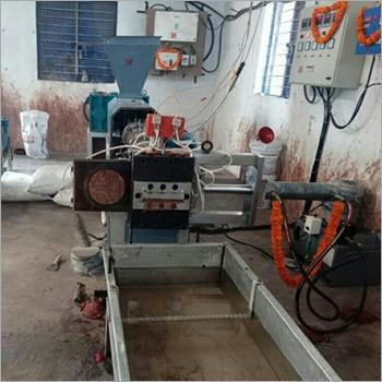 Plastic Granulator Making Machine