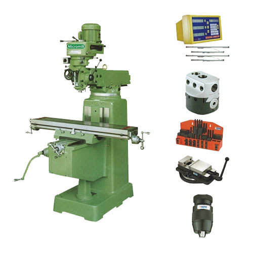 Micromill-Vertical Turret Milling Machine