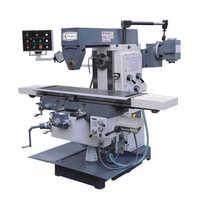 Universal Knee-Type Milling Machine
