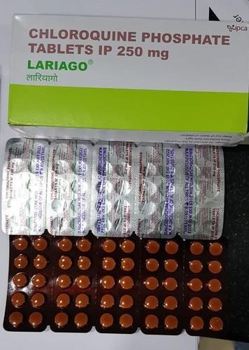 Lariago 250mg- Chloroquine Phosphate Tablets 250