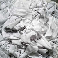 White Color Rags
