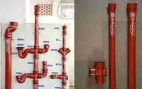 CAST IRON SOIL WEST VENTILATING & RAIN WATER PIPE FITTINGS IS:3989
