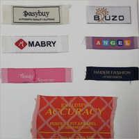 Customized Women Garment Labels