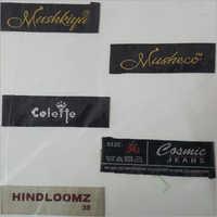 Printed women Garment Labels