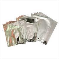 Silver Foil Pouch