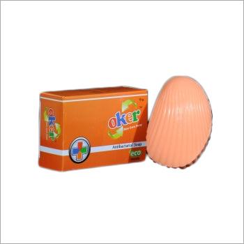 Oker Orange Disinfectant Soap