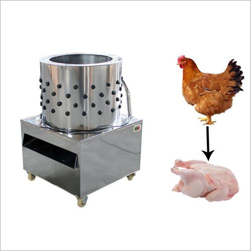 Chicken Feather Machine