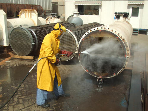 Industrial Hydro Jetting Cleaning Services
