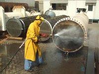Industrial Boiler-Condenser-Evaporator-Heat Exchanger Tube Cleaners Services