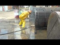 Industrial Boiler-Condenser-Evaporator-Heat Exchanger Tube Cleaners Services