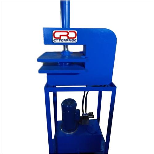 Semi Hydraulic Slipper Cutting Machine