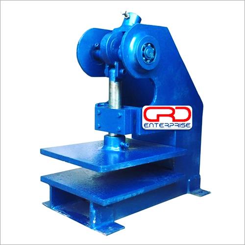 Second Model Manual Slipper Cutting Machine
