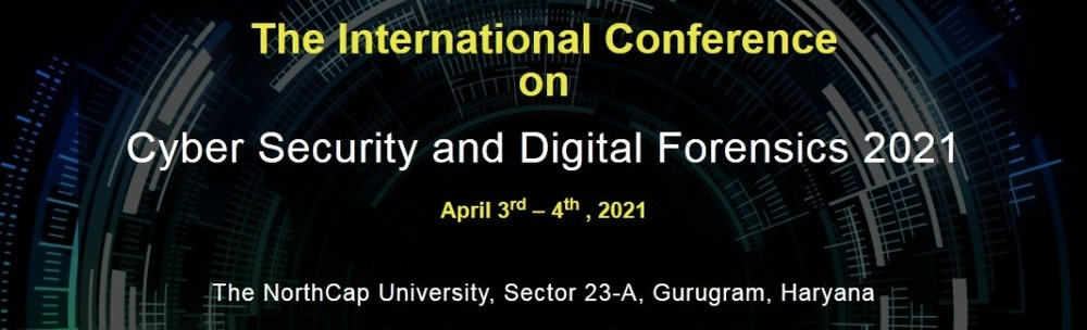 International Conference on Cyber Security and Digital Forensics
