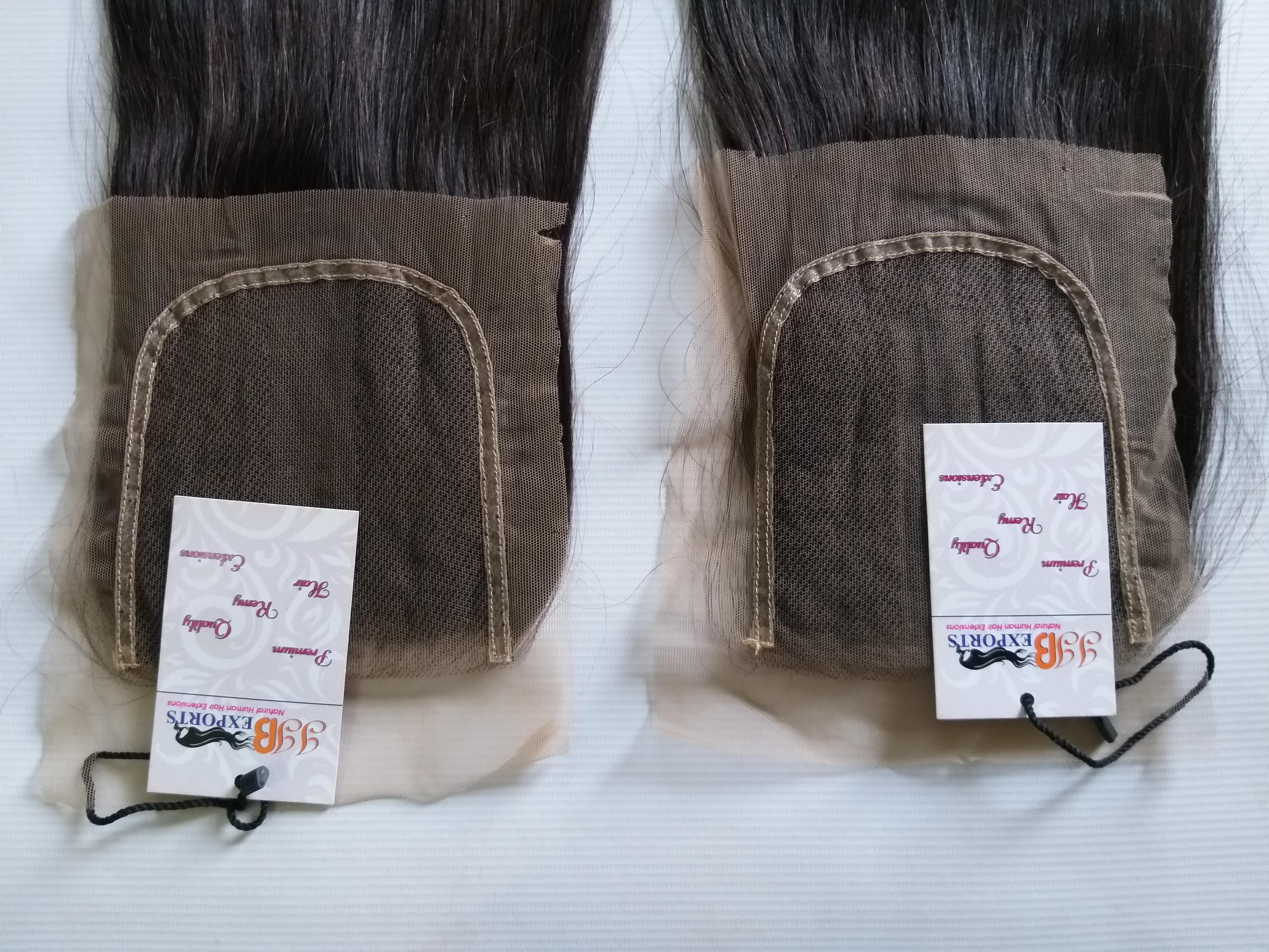 Transparent HD Lace Closure Hair