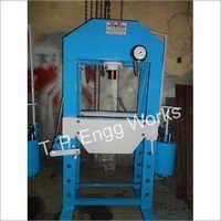 Hydraulic Press machine in punjab