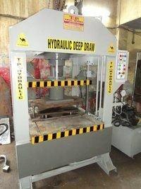 Hydraulic deep draw press supplier