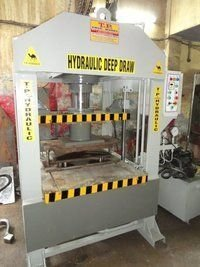 Hydraulic deep draw press supplier in india