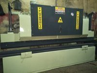 Hydraulic sheet bending machine in Punjab