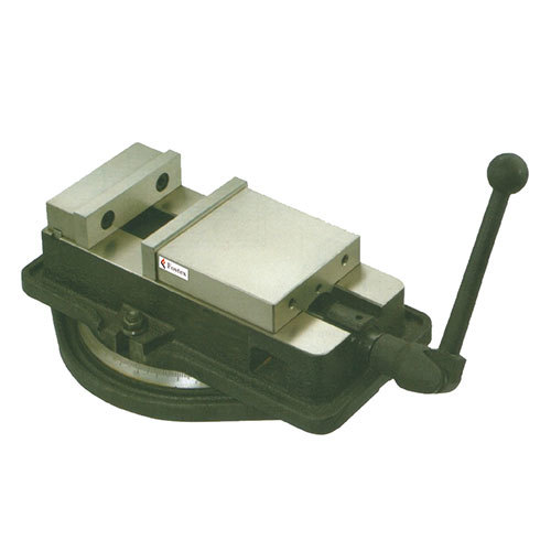 Ang-Fixed Milling Vise