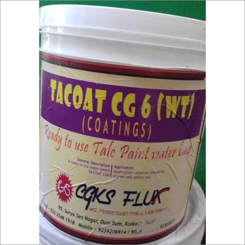 Tacoat CG 6 (WT) Coatings