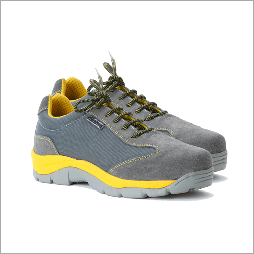 Mens Buff Leather Suede Shoes