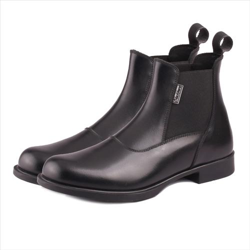 Black Jodhpur Boot