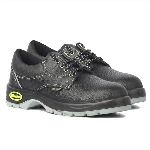 Mens Black Safety Shoes