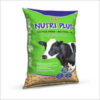 PP Cattle Feed Bag