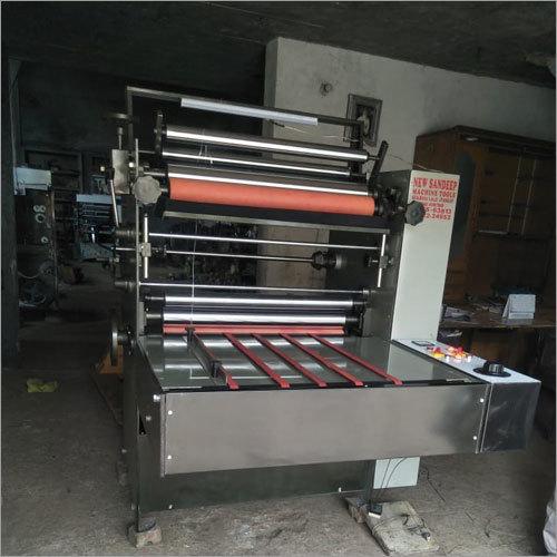 Hard Board Cake Base Lamination Machine