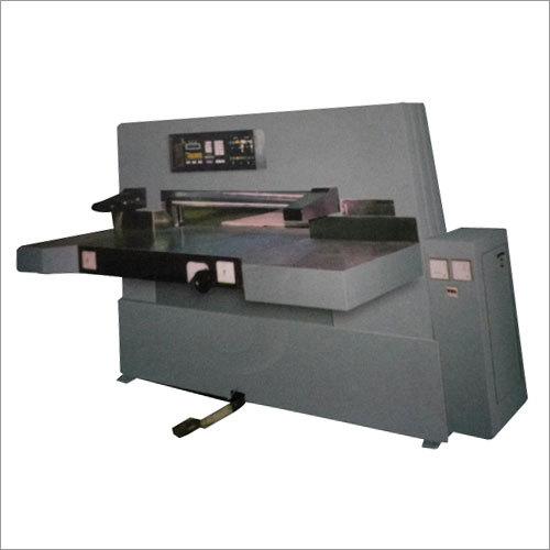 Fully automatic programmable Hydraulic Paper Cutting Machine