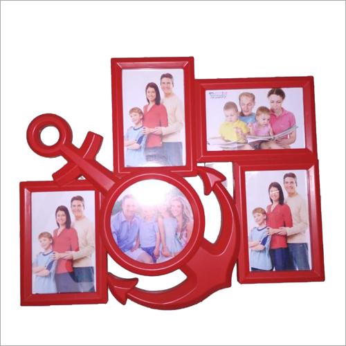 Plastic Family Photo Frame
