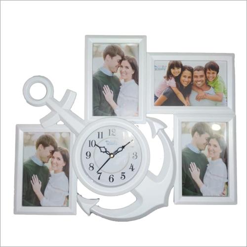 White Family Photo Frame