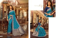 Chanderi Cotton Silk Sarees